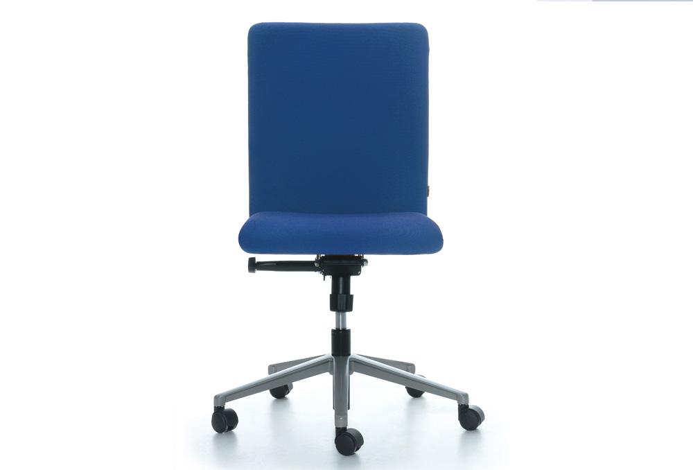 Κάθισμα Εργασίας Dromeas Smart Synchro Ύφασμα κατ1 Πεντάνευρο Βαμμένο