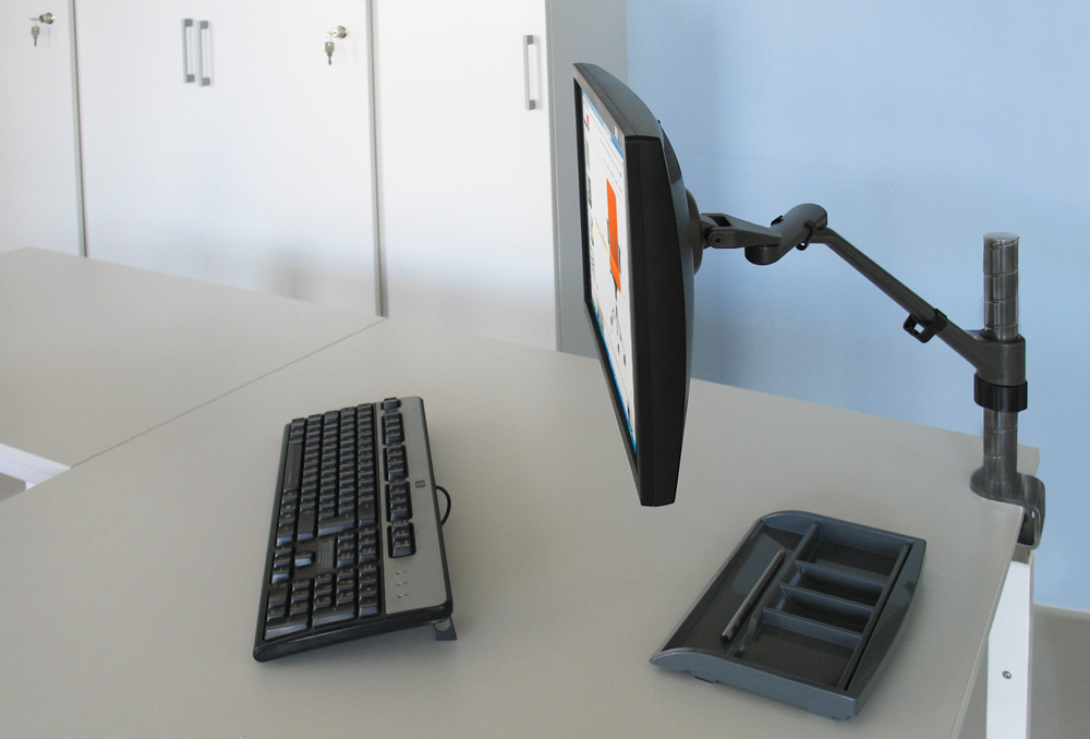 MONITOR ARM L LIB5