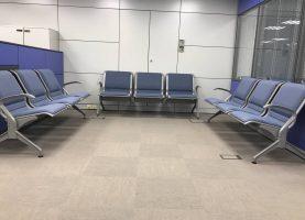 καθίσματα αναμονής σε ναυτιλιακή